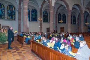 Fête des servants d'autel samedi 5 Janvier