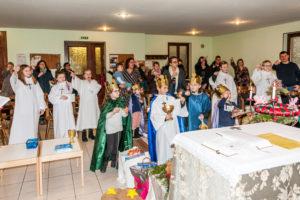 Fête de l'épiphanie avec les tout-petits à Westhouse le 6 janvier