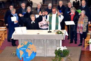 Célébration œcuménique dimanche 20 Janvier à Benfeld