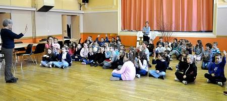 Mercredi 6 mars: Journée d'entrée en Carême avec les enfants