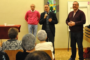 Conférence du Père Denis Ledogar vendredi 8 mars
