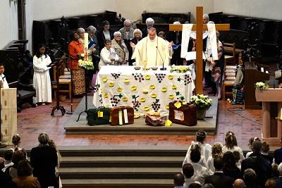 Première communion dimanche 19 mai 2019 à Benfeld