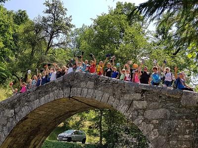 Camp ACE en Haute Savoie Juillet 2019