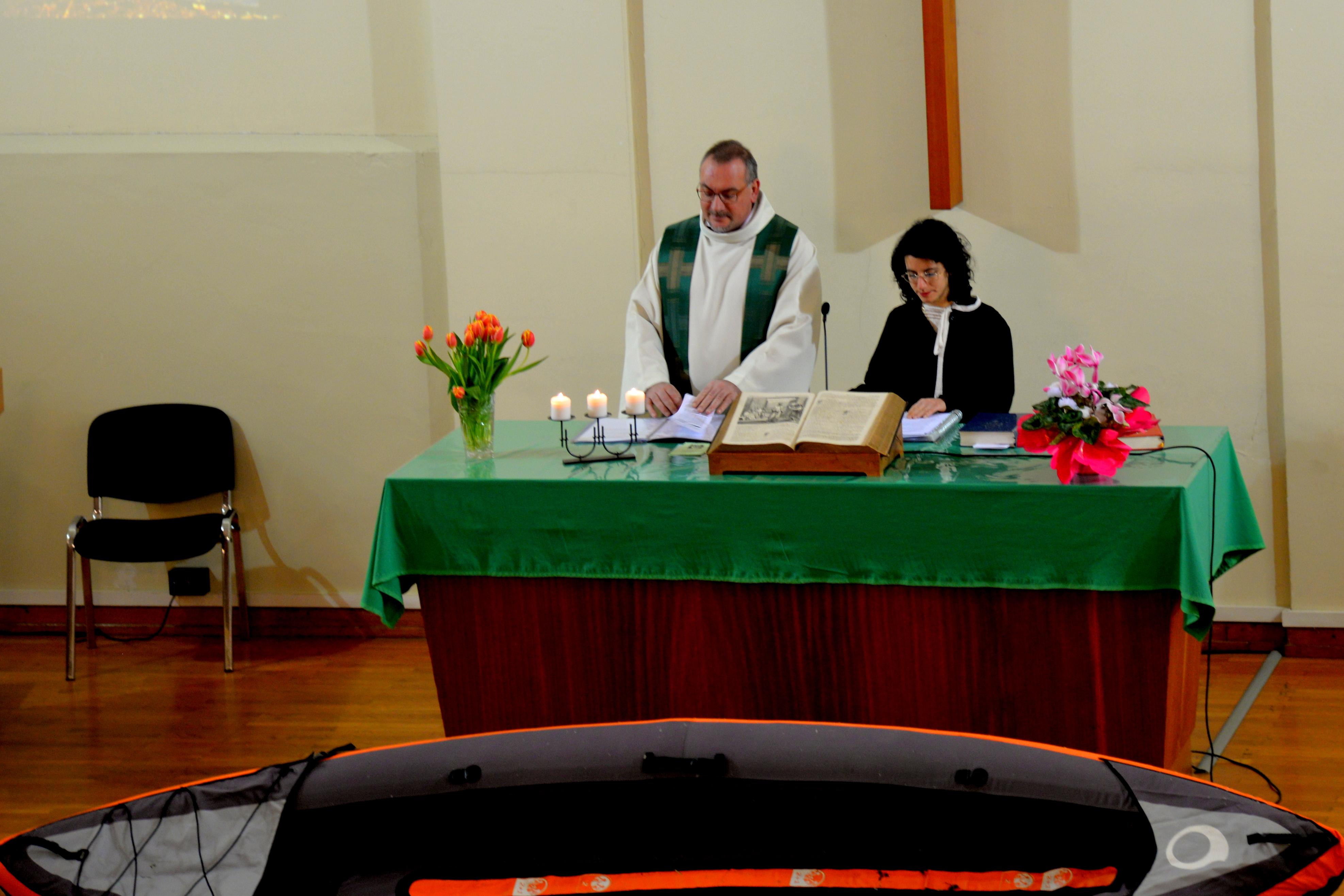 Semaine de prière pour l'unité des chrétiens dimanche 18 janvier 2020