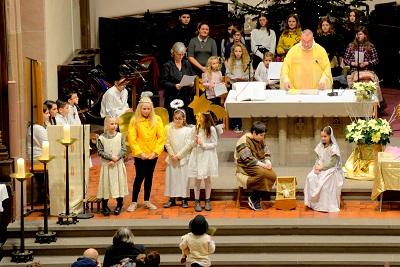 Messe de Noël Benfeld 24 décembre 2019